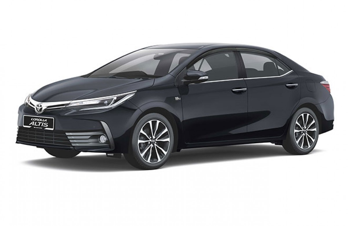 2018 Toyota Corolla Altis Price, Reviews And Ratings By