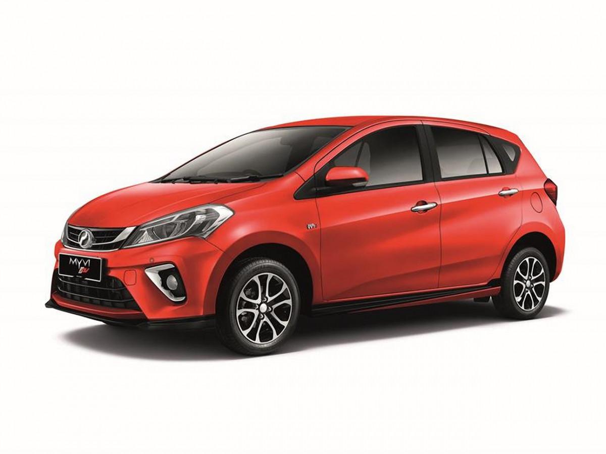 2018 Perodua Myvi Price, Reviews and Ratings by Car