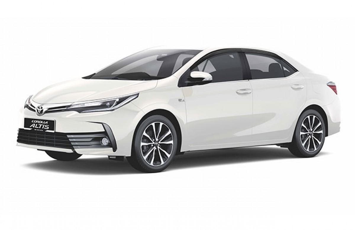 Kekurangan Harga Toyota Altis Perbandingan Harga