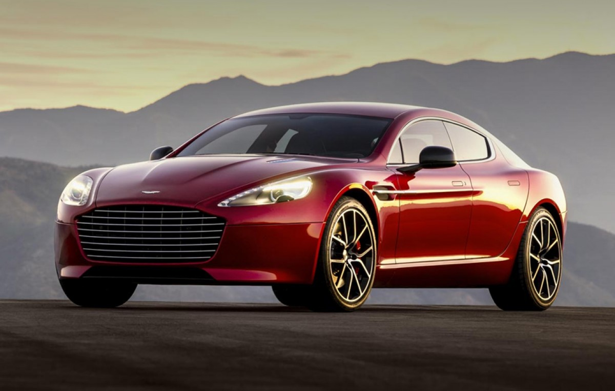 Aston Martin Rapide S Price Reviews And Ratings By Car Experts - 2018 aston martin rapide s