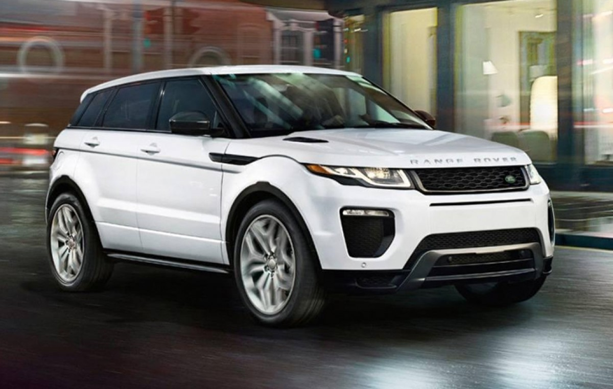 2018 Land Rover Range Rover Evoque Price Reviews And Ratings By Car