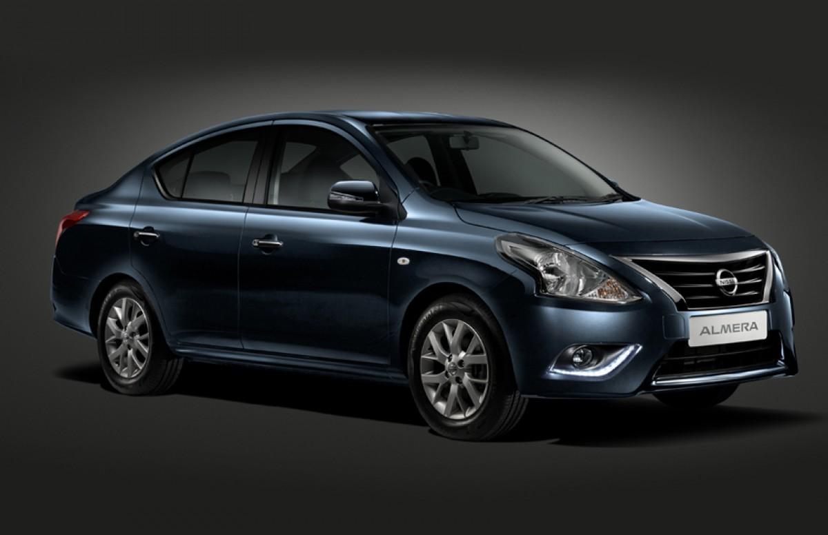 Modifikasi Mobil Nissan Almera 2019 - Bowomodif
