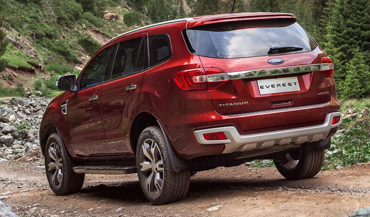 2018 Ford Everest Price Reviews And Ratings By Car Experts Carlist My