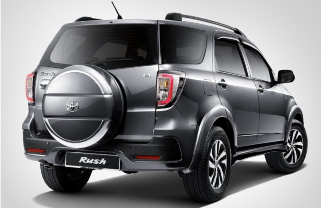 2018 Toyota Rush Price Reviews And Ratings By Car Experts Carlist My
