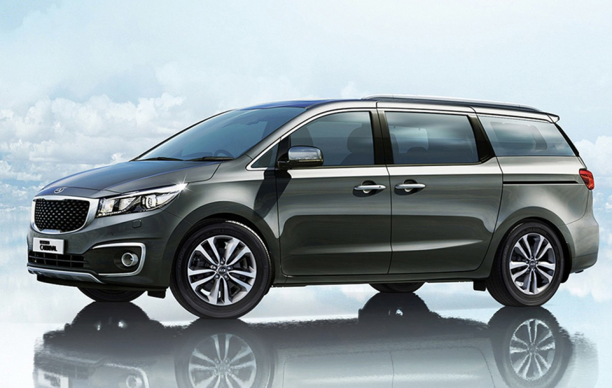 2018 Kia Grand Carnival Price Reviews And Ratings By Car Experts