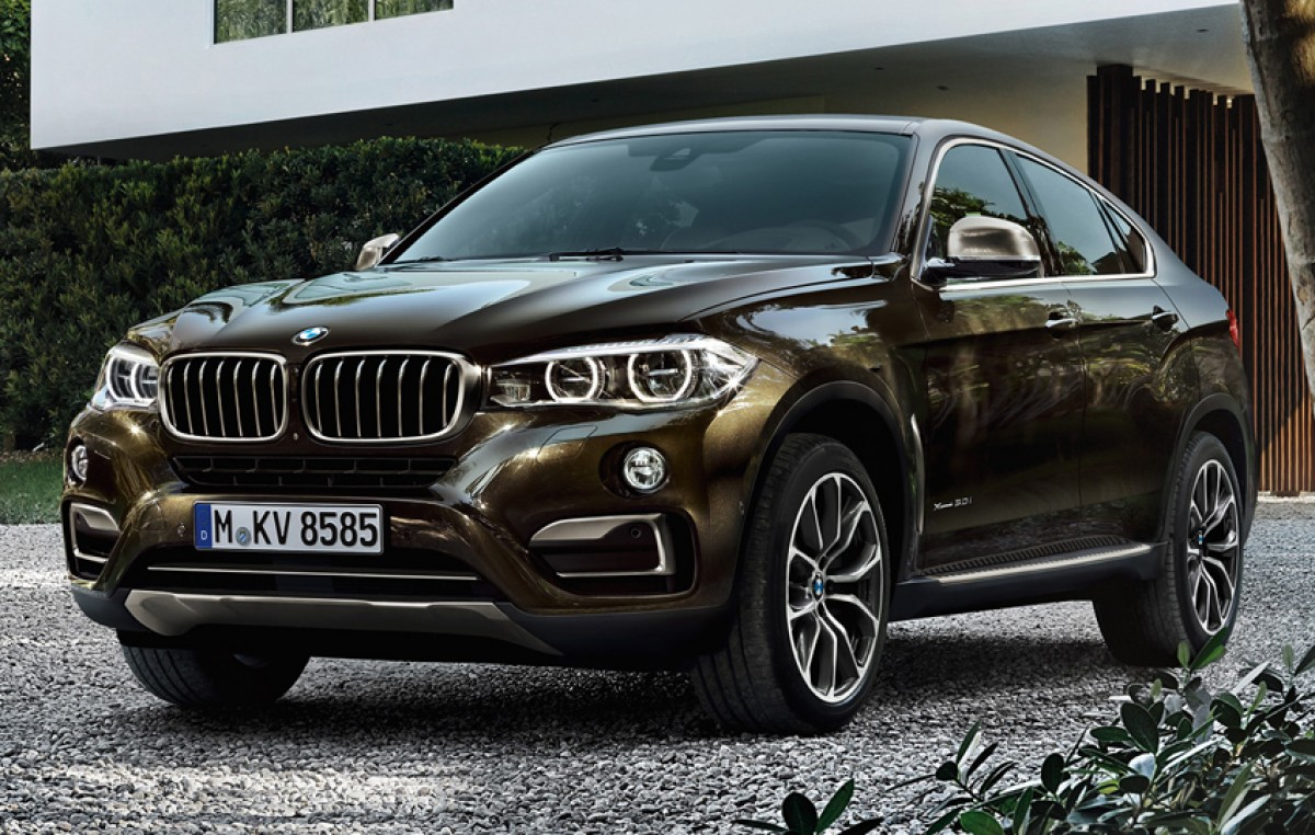 2018 Bmw X6 Price Reviews And Ratings By Car Experts Carlist My